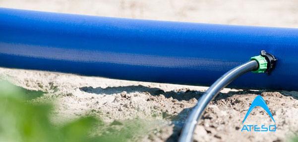 Nối gài 17mm lên ống dẫn nước dẻo