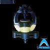 Đầu Tưới Phun Mưa Rivulis S2000 + Khớp Nối Meteor 6mm (Không Bù Áp)