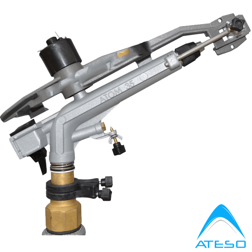 Súng Tưới Bán Kính Lớn Ducar Atom 35 Metal