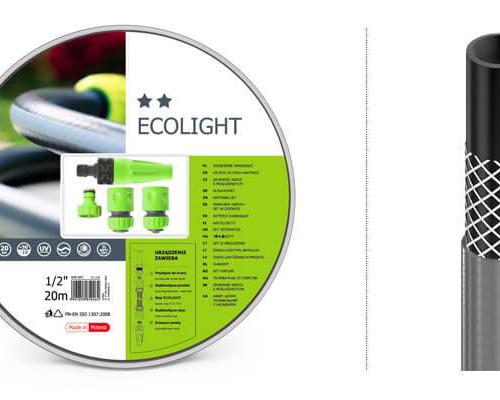 Trọn Bộ Ống Tưới,Vòi Tưới Cây Đa Năng Cellfast Ecolight 12″Dài 20m (10-190)