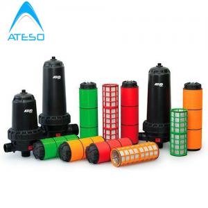 Lọc Đĩa Azud Model AGL 2″ (Ren 60mm)