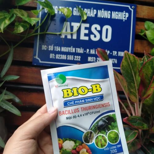Chế phẩm trừ sâu Biob