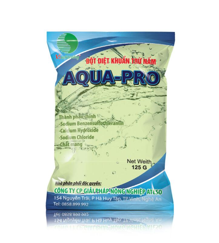 Bột diệt khuẩn trừ nấm Aqua -Pro
